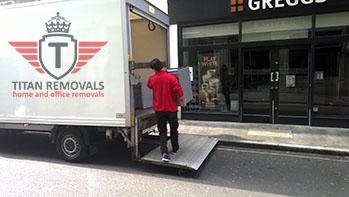 Safe van transportation