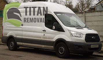Man and van services in London