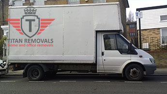 Professional van hire services in London