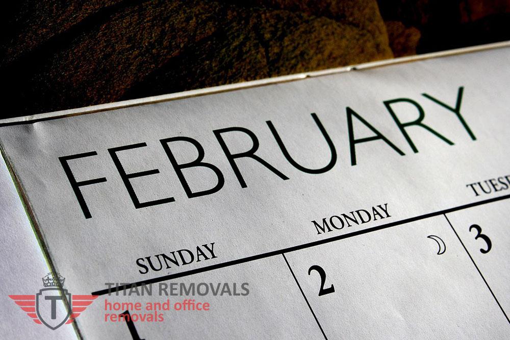 Calendar - February